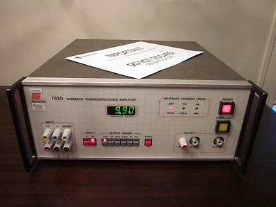 Guildline 7620 Wide Band Transconductance Amplifier - Calibrated