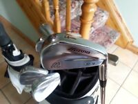 Mizuno MP32 grain flow forged irons. 3 to pw. ( ping titleist taylormade callawa