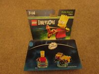 Lego Dimensions Fun Pack 71211 The Simpsons