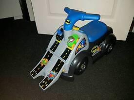 babys batman car