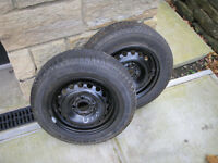 Brand New Vauxhall Corsa Spare Wheel, 13 inch - 165/70/13 Tyre
