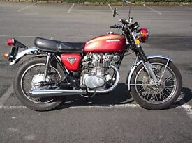 1970 Honda CB450 px and delivery possible