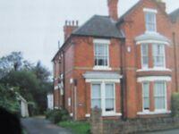 Ground floor flat - 1 or 2 beds - Loughborough