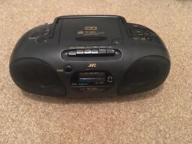 JVC CD Player, broken - parts only