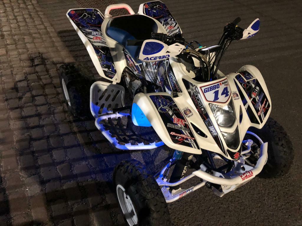 Suzuki ltz400cc same engine as a drz 400cc   in Birmingham City Centre,  West Midlands   Gumtree