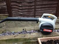 Ryobi petrol leaf blower for sale, repair or spares
