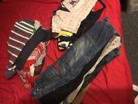 Boys bundle of clothes aged 3/4