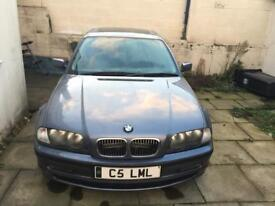 BMW e46 2,5 petrol