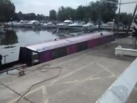 Narrowboat 40' With West London Mooring