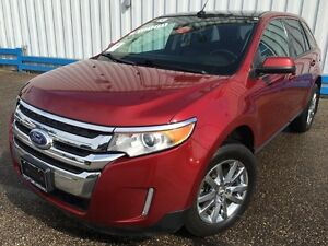 2013 Ford Edge SEL AWD *LEATHER-SUNROOF-NAVIGATION*