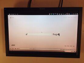 """Dell 17"""" Widescreen LCD Monitor (E1709Wf) - No Stand"""