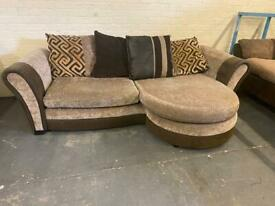 DFS FABRIC SOFA LOUNGER IN EXCELLENT CONDITION