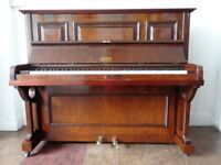 Fully reconditioned Berry upright Piano with 3-year guarantee