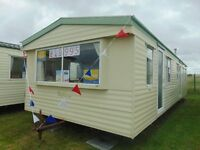 Bargain Family Caravan Sited on North Wales Coastal Location !!
