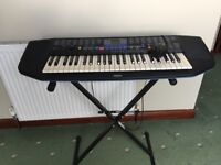 Yamaha PSR 78 electronic keyboard