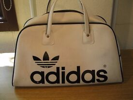 Adidas Vintage Sports Bag