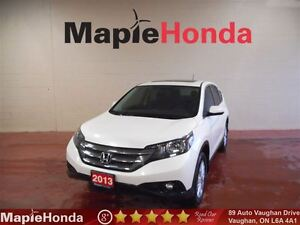2013 Honda CR-V EX-L| Leather, Backup Cam, All-Wheel Drive!