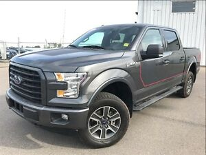 2015 Ford F-150 XLT-FX4