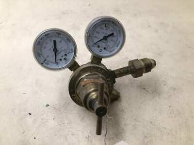 Victor Vts250c Brass Gas Pressure Regulator 3000psi