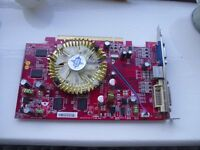 PCI-Express graphics cards
