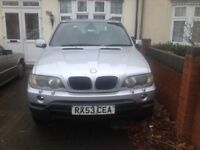 2003 BMW 53 REG 3.Oi SPORT PTROL AUTO 5 DOOR SAT/NAV NO MOT 132900 MILE