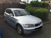 BMW 1 SERIES (SPARES OR REPAIRS)