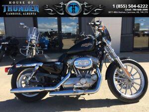 2010 Harley Davidson XL883 Sportster