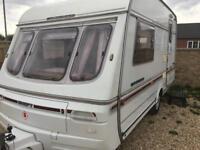 Caravan for sale , swift challenger 400 se
