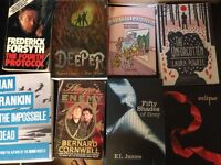 Lot of Books £1 each or 10 for £5
