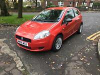 2006 FIAT PUNTO LOW MILEAGE 1.2L PETROL 3 DOOR FOR SALE