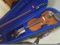 Violin . Never used
