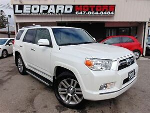 2012 Toyota 4Runner Limited, Navigation, Camera, 7Passenger*No A