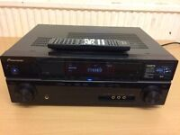 PIONEER VSX 919ah HDMI, USB/IPOD, 3D RADIO RECEIVER, FULLY TESTED & WORKING.