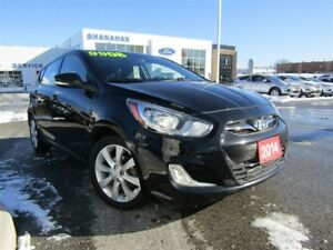 2014 Hyundai Accent GLS | 6-SPEED | HEATED SEATS |