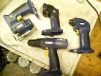 POWER CRAFT BATTERY TOOLS