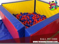 Ball Pit Hire - Best for Indoor or Outdoor Parties & Coffee Mornings in Sutton London - For only £50
