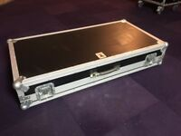 Pedal Board NSP Flight Case Electric guitar effects pedalboard carry flightcase
