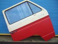 VW T25 - CAB DOOR DRIVERS SIDE - TRANSPORTER - T3 - CAMPER - OFFSIDE