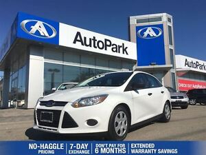 2014 Ford Focus S/BLUETOOTH/CRUISE/KEYLESS