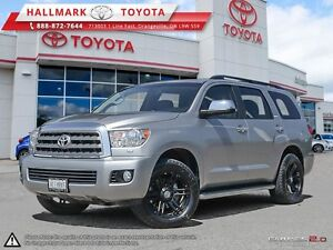 2017 Toyota Sequoia Limited 5.7L 6A