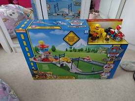 For sale paw patrol launch n roll brand new
