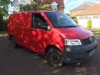 Wanted Volkswagen transporter t4 t5 swb lwb any year or condition