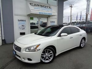 2009 Nissan Maxima SV 3.5, Navigation, Dual Moonroof, Leather