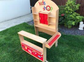 Wooden Kids Shop