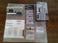 Sanyo Microcassette Recorder TRC-590M
