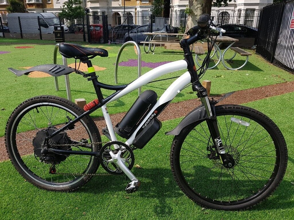 5261ab83f69 Electric Bike -Cyclotricity Stealth 500w (SOLD) | in Leyton, London ...