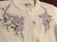 2 new fine knit tops