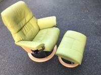 Ekornes Stressless armchair immaculate new module