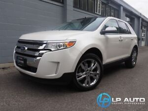 2013 Ford Edge Limited! No Accidents! Easy Approvals!