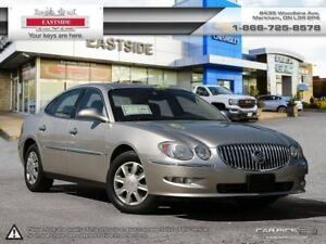 2008 Buick Allure CX, 1-OWNER,ACCIDENT FREE